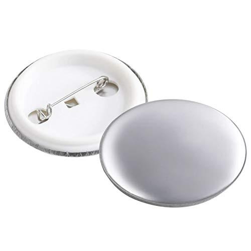 pedkit Set de chapas 500 Piezas 37 mm   Chapas Personalizadas Botón de Pin Redondo de la Solapa de acrílico de la Insignia Craft para Las Insignias de DIY