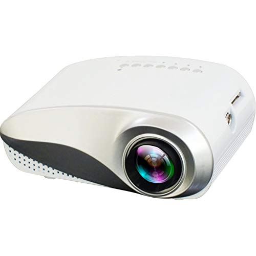 Fantastic Prices! Pearlead Mini Projector LED Video Projector Home Theater for iPhone Android Laptop...