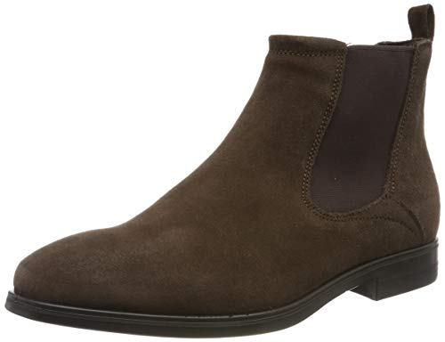 ECCO Herren Melbourne Chelsea Boots, Braun (Coffee 5072), 46 EU