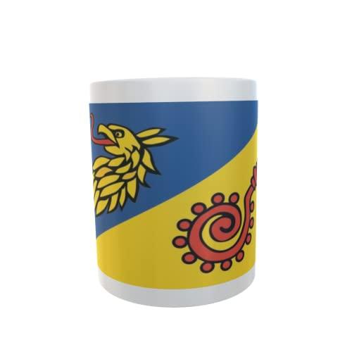 U24 Tasse Kaffeebecher Mug Cup Flagge Kritzmow