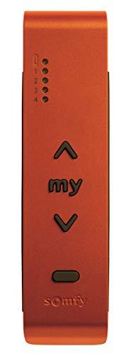 Somfy Situo 5 io Funkhandsender 1811299 Metal Orange Funksender 3660849503000