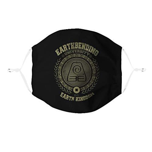 Earthbending University - Earth Kingdom - Avatar Last Airbender Mask