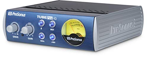Presonus TubePre v2 Tube Microphone Preamp Review