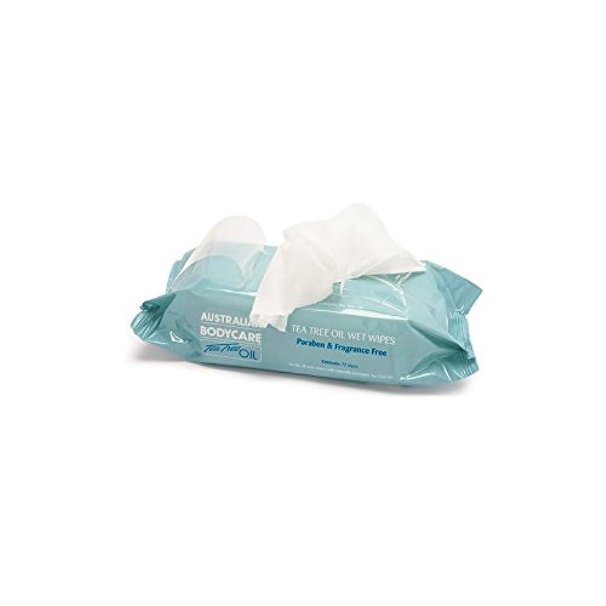 鋸歯状引き受ける受けるAustralian Bodycare Handy Pack Wipes (24 Pack) - オーストラリアのボディケアに便利なパックワイプ(24パック) [並行輸入品]