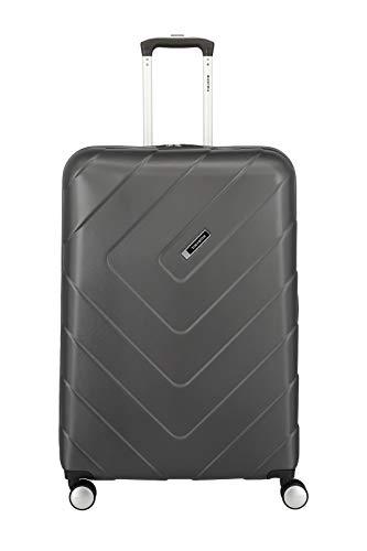 """Travelite Hartschalen-Koffer-Serie """"KALISTO"""" von travelite in 4 Farben: topmodisch, elegant, robust, 76 cm, 106L, Anthrazit"""