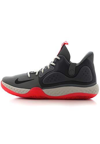 Nike KD Trey 5 VII Smoke Grey/Black-Light Bone 38