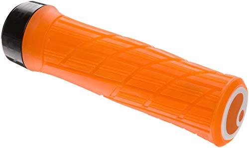 Ergon Grips Technical-GE1 EVO Factory Slim Orange Frozen - Mango para Bicicleta Unisex, Talla única