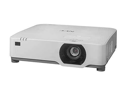 NEC NP-PE455WL beamer/projector 4500 ANSI lumens 3LCD WXGA (1280x800) Desktopprojector Wit