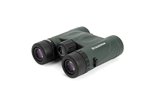 Celestron 71328 Nature DX 8x25 Binocular (Green)