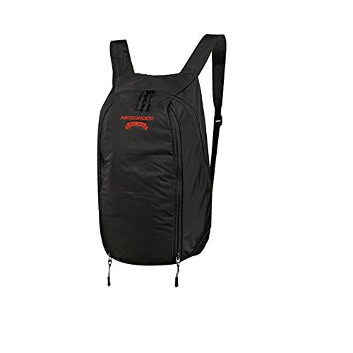 JX-SHOPPU バイク リュックサック ヘルメットバッグ バックパック 20-28L 一体型収納バッグ ツーリング 大容量 ブラック 登山 アウトドア 防水 多機能 Helmet Bag Portable Bag