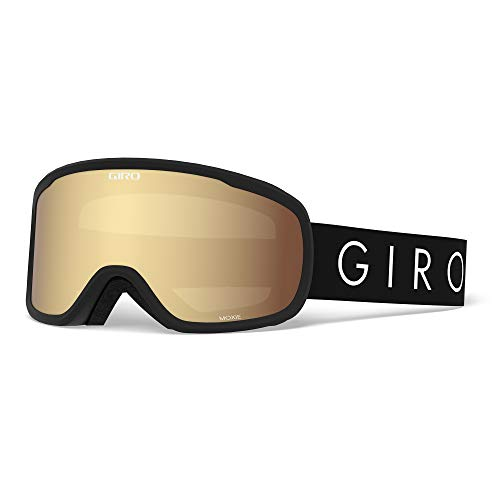 Giro Damen Moxie Skibrille, Black core Light, M/S