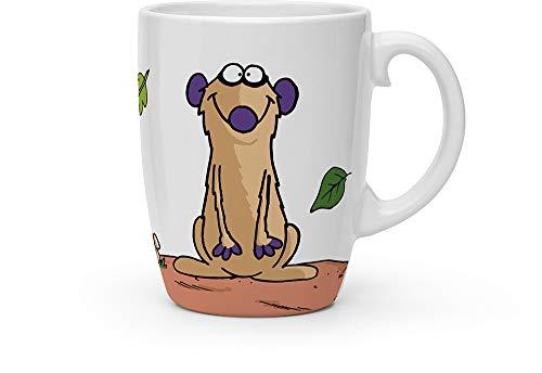 Trötsch Jan und Henry Kindertasse Jan: Kaffeetasse Teetasse Geschenkidee Geschenk Tasse (Jan & Henry)