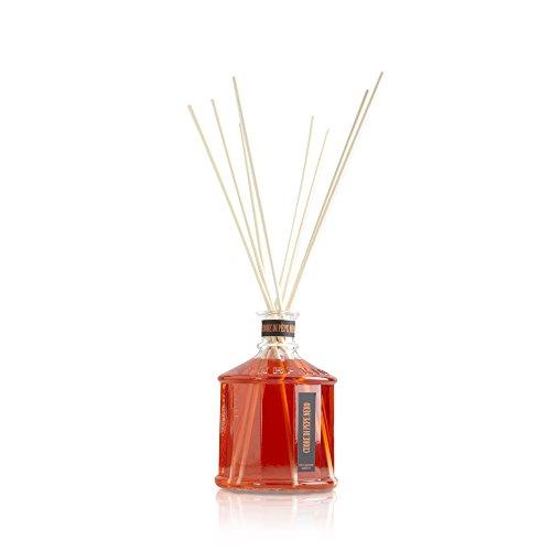 Erbario Toscano Luxury Duftspender für die Raumgestaltung, schwarzes Pfefferherz, 100 ml