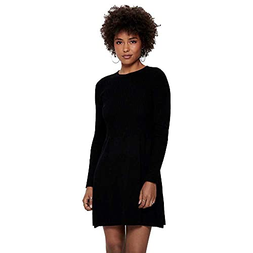 ONLY Damen Kleid ONLAlma 15185761 Black M