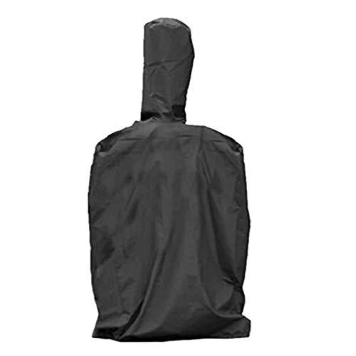 IJNBHU Funda para Barbacoa Impermeable, Cubierta BBQ de Parrilla Oxford Protector, Anti-Viento/Anti-Polvo/Anti-Humedad, Resistente al Desgarro/Agua/Lluvia/Nieve/Sol