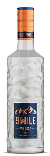 9 Mile - Granite filtred Vodka - 0,5l.