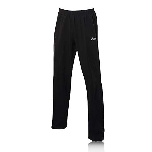 Asics Herren lange Hose Hermes Woven Pants, black, M, 321310