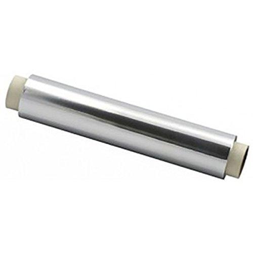 ALUFOLIE 1 KG super stark Aluminiumfolie Alurolle Auto-schmuck ® 29 cm x 150 m (Silber)