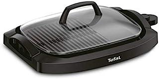 Tefal - cb6a0830 - Plancha électrique 2000w 50x26cm Noir