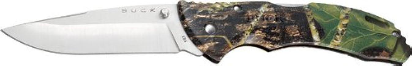 Buck 286 BHW Large Bantam Camo Folding Hunting Knife (Camo)