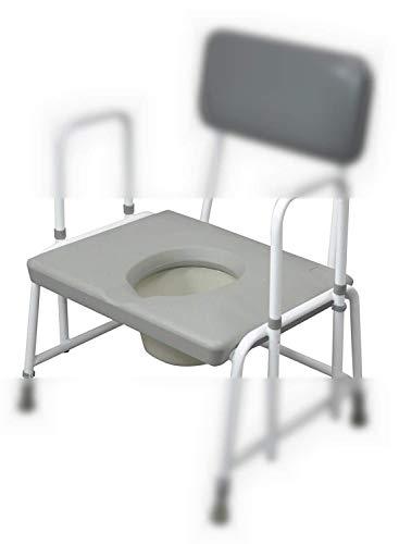 Aidapt Ersatz-Blende Sitz für die Aidapt Reihe von toilettenstühlen XXL