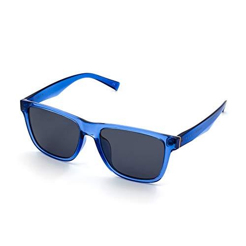 PERXEUS BREMEN - Gafas de Sol para hombre. Ligeras y Resistentes - Protección UV400 + Lentes Polarizadas. [Gafas Grandes]
