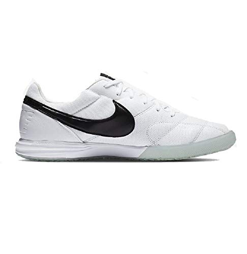 Nike Premier II Sala (IC), Zapatillas de Fútbol Unisex Adulto Blanco Size: 41 EU