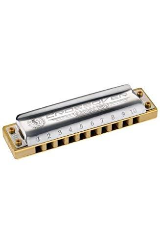 Hohner M2009066X Marine Band Crossover F Harmonica