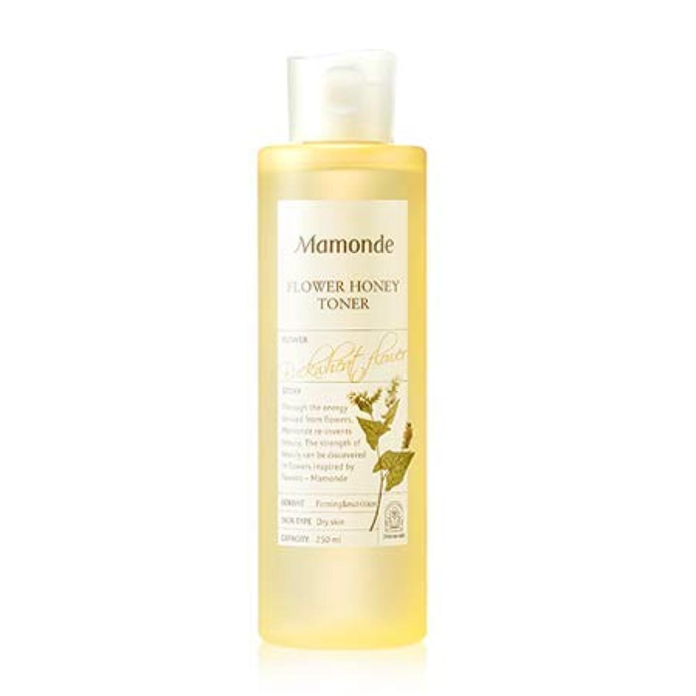 引き金外国人自分自身Mamonde Flower Honey Toner マモンド フラワー ハニー トナー 250ml [並行輸入品]