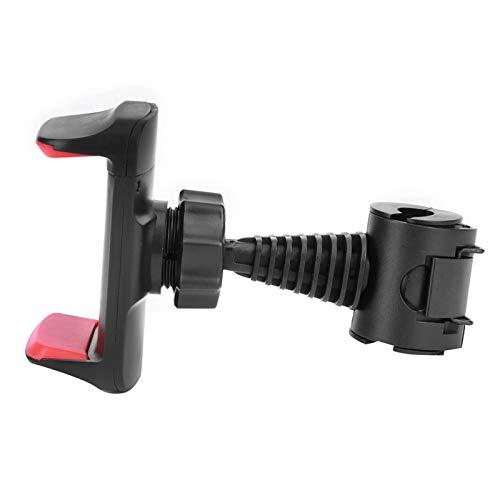 Clip para teléfono móvil, Soporte para teléfono de Golf de ABS, Registro de teléfono para Columpio de Golf de 5‑9 cm / 2,0‑3,5 Pulgadas para Exteriores, Accesorios de Golf fáciles de Llevar