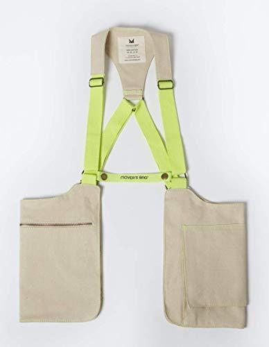 Bolso chaleco/Holster Bag Beige