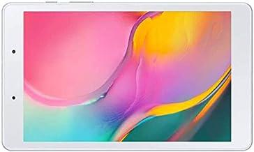 "Samsung - Galaxy Tab A - 8"" - 32GB - Silver with WiFi Portable Tablets, iPuzzle 128GB SD Card"