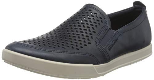ECCO Collin 2.0, Zapatillas sin Cordones Hombre, Azul (Denim Blue 2086), 44 EU