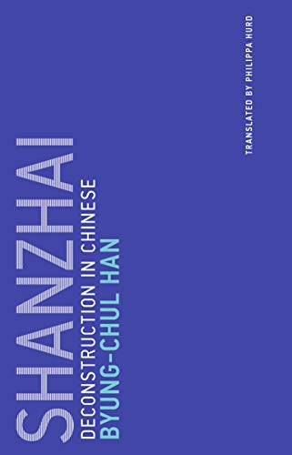 Shanzhai: Deconstruction in Chinese (Untimely Meditations Book 8) (English Edition)
