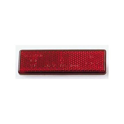 SHIN YO 259-195 Reflektor, eckig/selbstklebend, 90x25mm, E-gepr