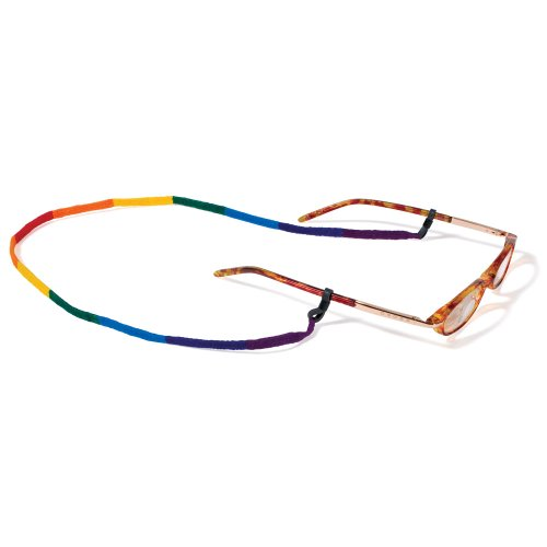 Croakies Guatemalan Eyewear Retainer, Multicolor, 24 x 3/4 Inch
