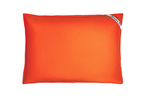 Jumbo Bag 30070-42 Pouf Flottant Polyester Orange 170 x 130 x 30 cm
