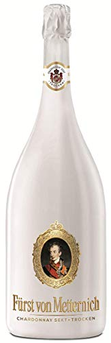 Fürst von Metternich Chardonnay Sekt Trocken (1 x 1.5 l)