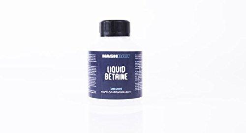 Nash Liquid Betaine 250ml B1125 Betain Flüssigbetain Lockstoff Aroma Dip