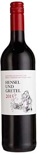SHP Weinkooperation Markus Schneider und Thomas Pfalz Hensel und Gretel  Cabernet Sauvignon QbA 2017 trocken (1 x 0.75 l)