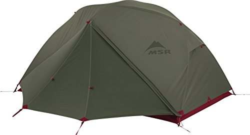MSR ELIXIR 2 BACKPACKING TENT (GREEN