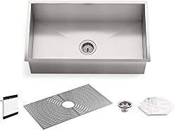 STERLING by KOHLER 20022-PC-NA Ludington Under Mount Sink