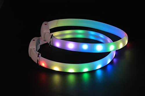 collar con luces para perros fabricante no-branded