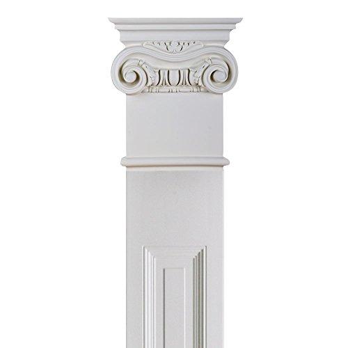 Decorative Interior Column - FC-6021S Flat Column Set (FC-6047C)