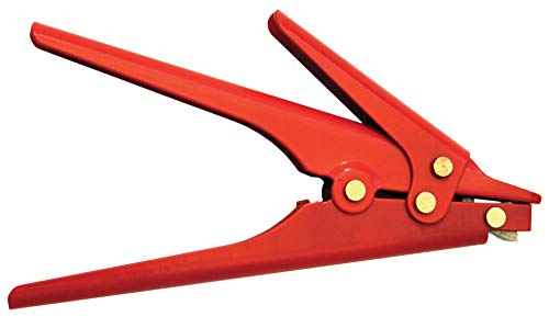 electroline 00245 Energaline PINECOLL kabelbinder-tang, rood