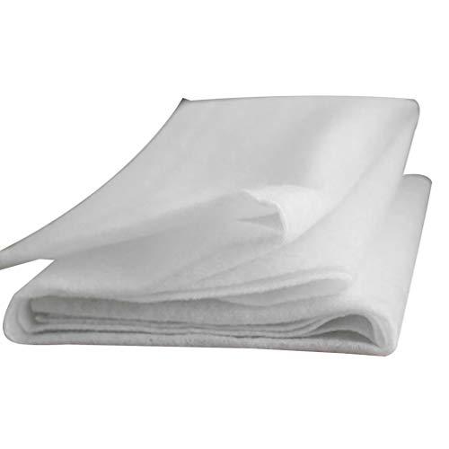 Koken Niet-geweven Afzuigkap Vetfilter Keuken Vervuiling Filterpapier Wit