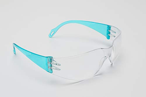 SPORTS WORLD VISION Wissenschaft Schutzbrille für Kinder Material Polycarbonat Blau