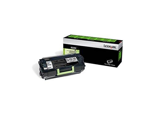 Lexmark MX 710 dhe (622H / 62D2H00) - original - Toner schwarz - 25.000 Seiten