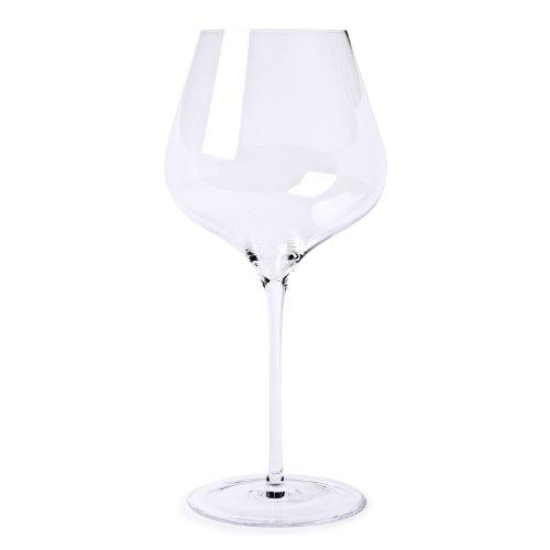 Winestar Brillant - Bicchieri da Borgogna 800 ml, 4 Pezzi