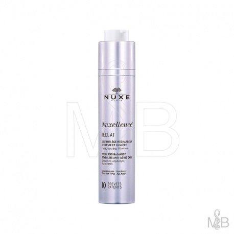 Nuxe Nuxellence - Crema antiedad con efecto iluminador, 50 ml